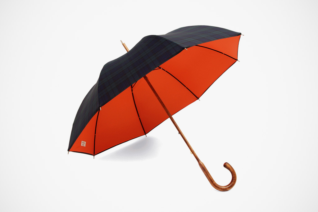 london undercover x a continuous lean new york umbrella
