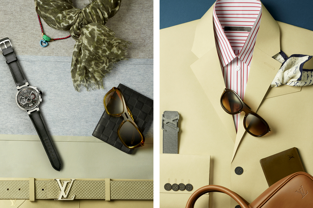 Louis Vuitton 2011 Holiday Accessories Collection