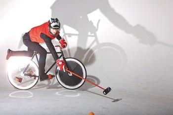Intersection Magazine x Louis Vuitton Customised Polo Bike