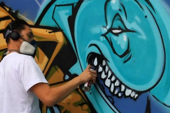 LRG: Art Basel Miami 2011 featuring WITNES, DABS & MYLA