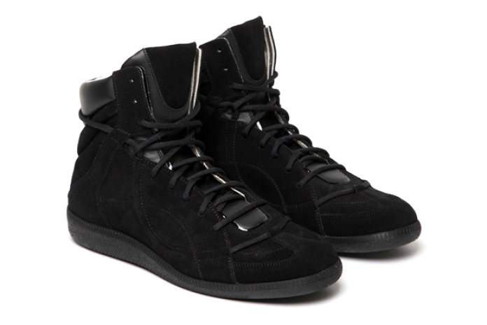 Maison Martin Margiela 2012 Pre-Spring/Summer High Top Sneaker