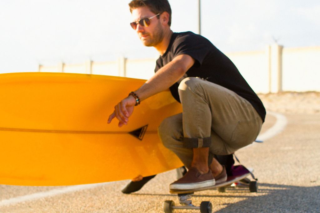 Maki Longboards 2011 Lookbook