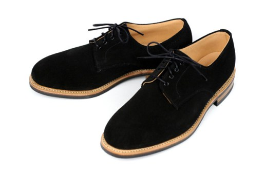 Inventory x Mark McNairy Black Dainite Sole Gibson