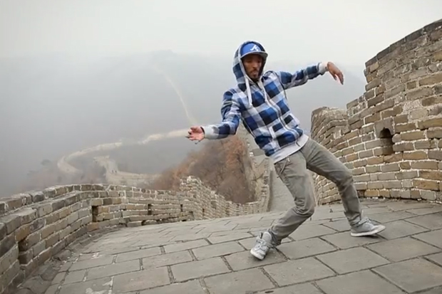 Marquese Scott Dubstep @ The Great Wall