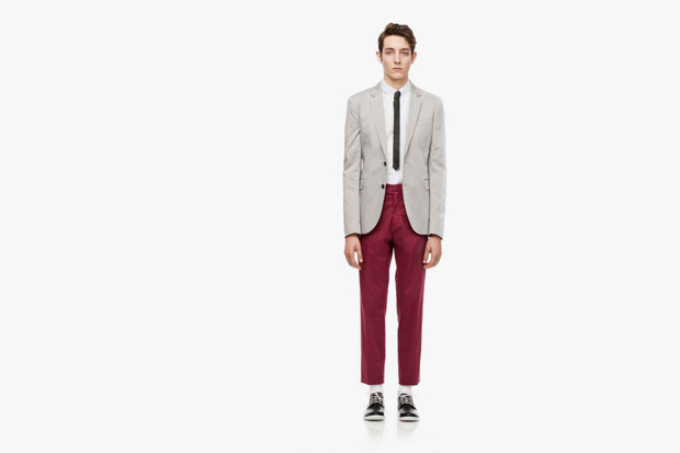 McQ 2012 Spring/Summer Collection Lookbook