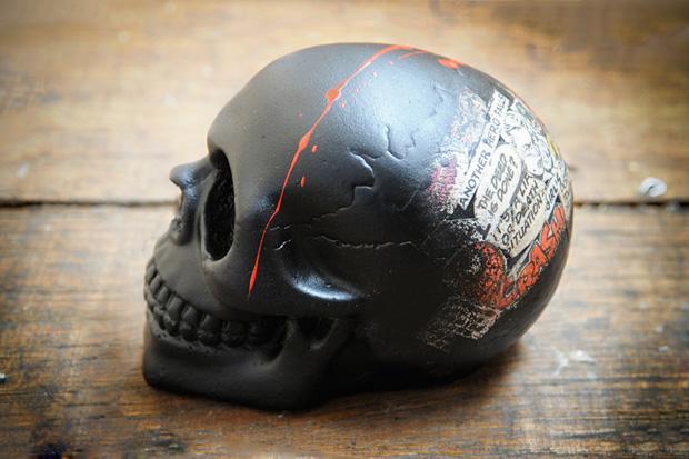 MEGGS Comic Skulls