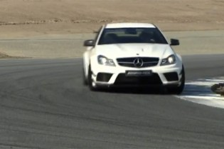 2012 Mercedes-Benz C63 AMG Coupe Black Series Latest Promo