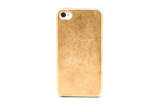 Miansai Made-To-Order Solid 14k Gold iPhone Case