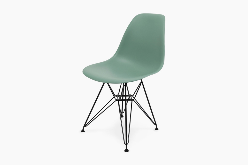 Mid-Century MODERN x Herman Miller Eames Shell Chair
