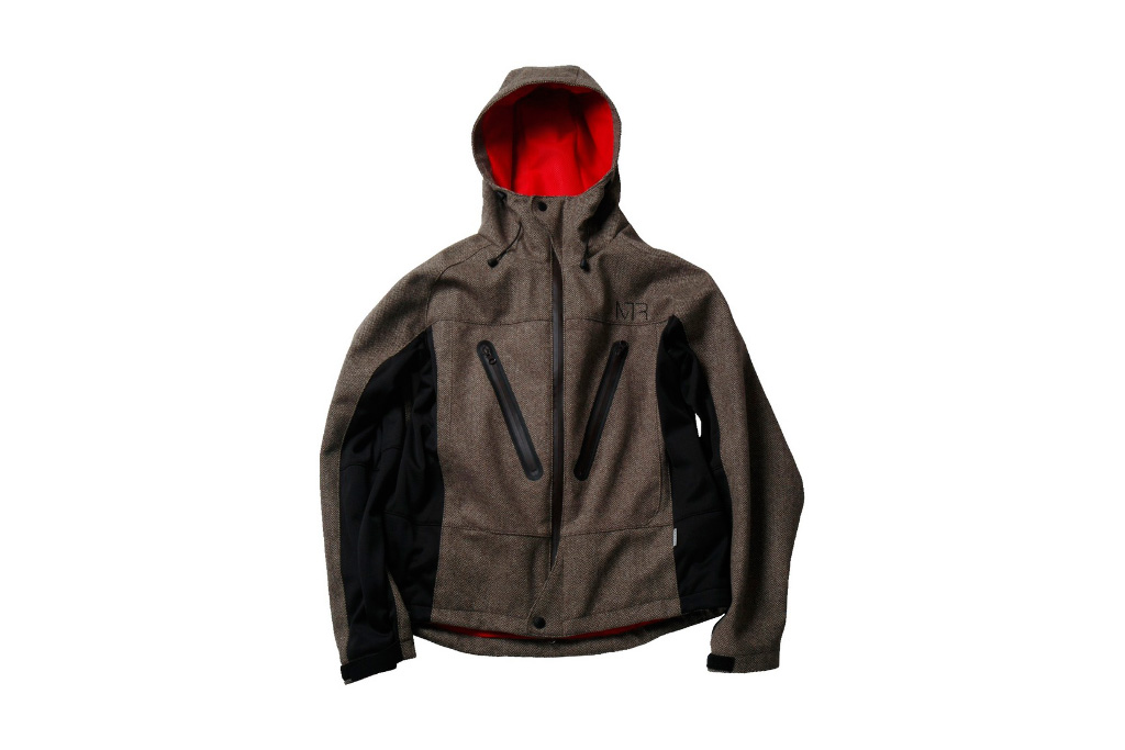 Minotaur Shop Waterproof Herringbone 2-Layer Mountain Jacket