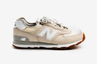 mita sneakers x New Balance ML581
