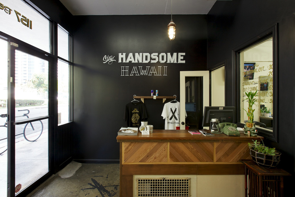 MOJO Barbershop Honolulu