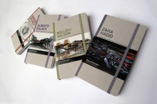 Moleskine Inspiration & Process In Architecture