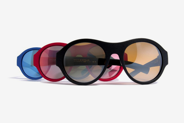 moncler x mykita eyewear collection preview
