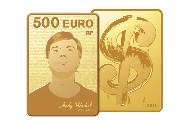 "Monnaie de Paris x Andy Warhol ""Making Money Is Art"" Collection"