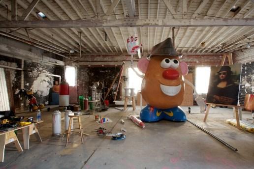 Mr. Brainwash 2011 Art Show Preview