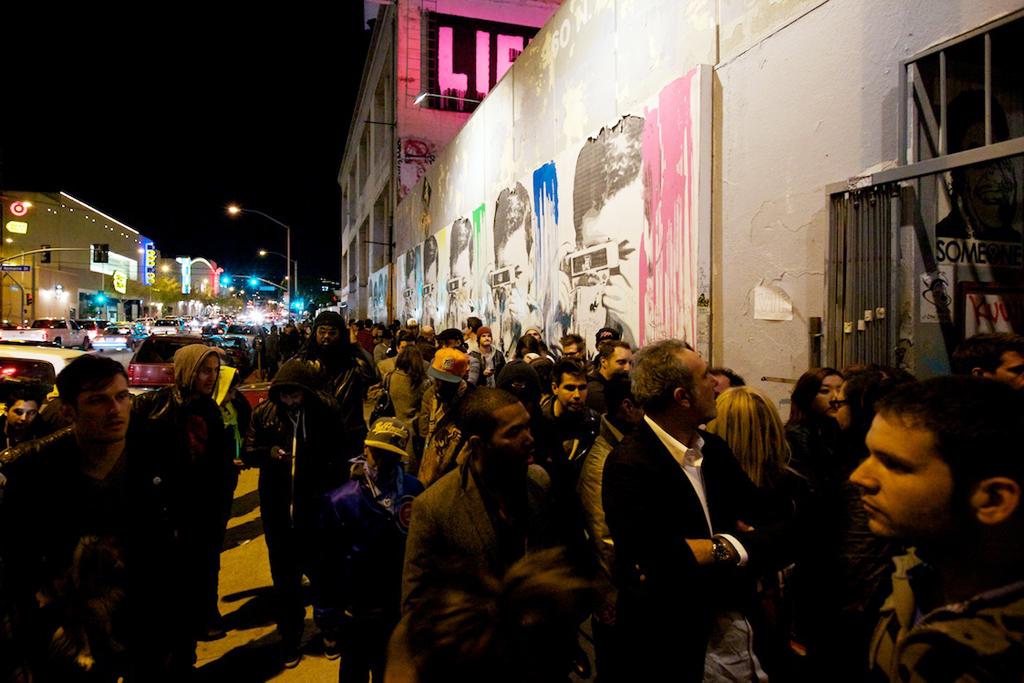 mr brainwash 2011 art show recap