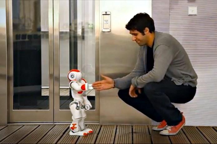 NAO Programmable Humanoid Robot