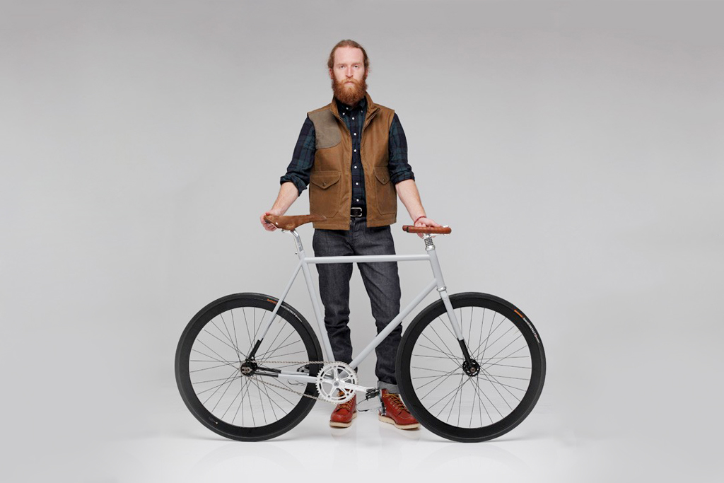 Need Supply Co. x Carytown Bicycle Co. City Bike
