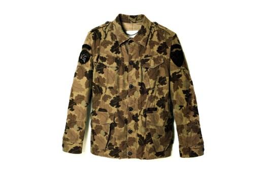 "NEIGHBORHOOD 2012 Spring/Summer ""LESS THAN ZERO"" M-65 Jacket Preview"