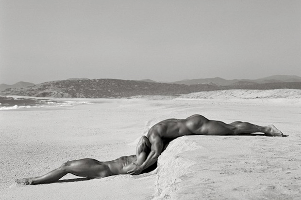 never before seen shots from herb ritts