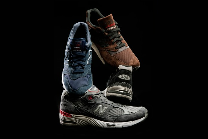 "New Balance 2012 Spring ""Made in USA"" Collection"