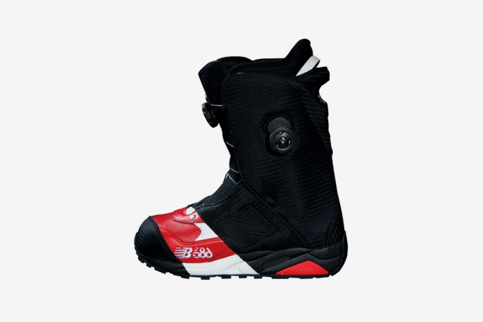 New Balance x 686 2011 Fall/Winter Snowboard Boot Collection