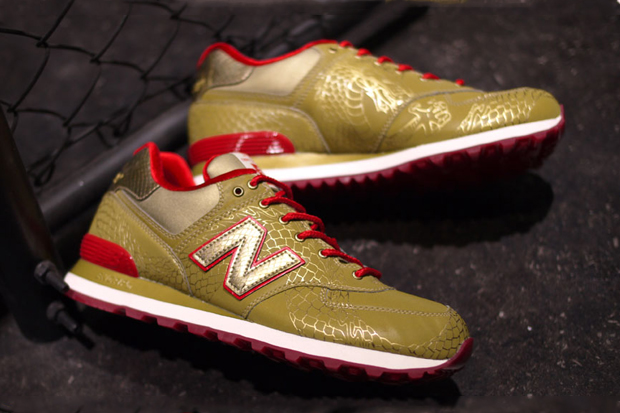 """New Balance APAC Project ML574 """"Year of the Dragon"""""""