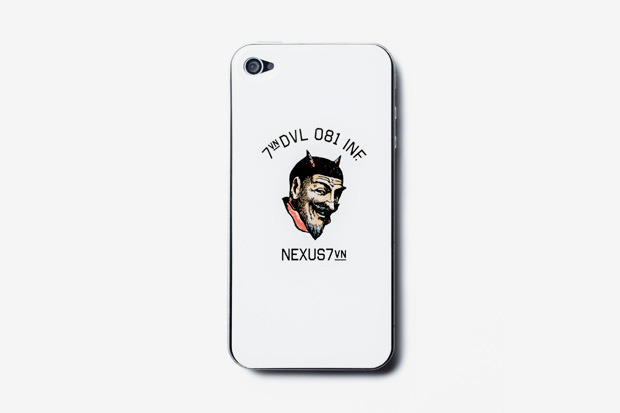 NEXUSVII x Gizmobies iPhone 4/4S Case