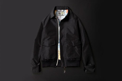 NEXUSVII MADMAXX WINDSTOPPER A-2 Jacket