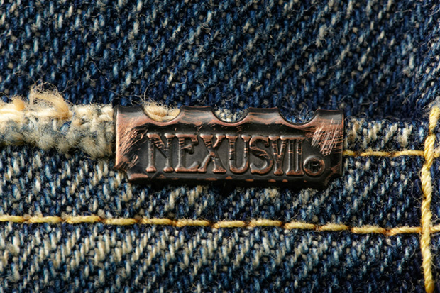 nexusvii repaired 47s denim