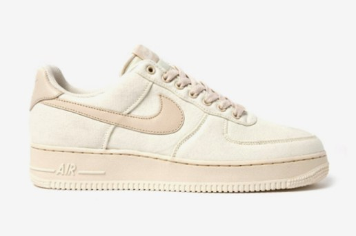 "Nike Air Force 1 Canvas ""Cashmere"""