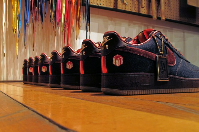 """Nike Air Force 1 """"The Gift"""""""