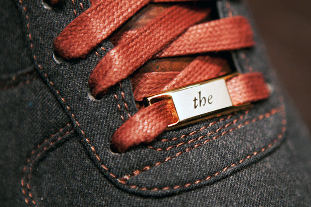 """Nike Air Force 1 """"The Gift"""" Further Look"""