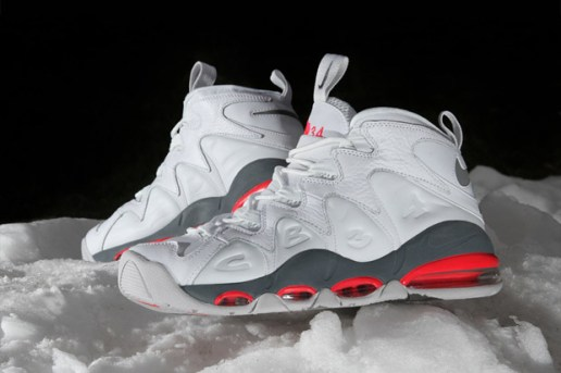 Nike Air Max CB34 Neutral Grey/Solar Red