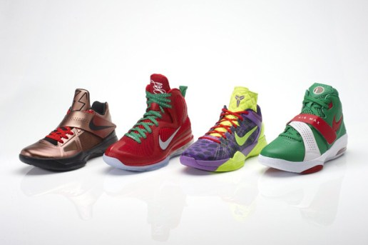Nike Basketball 2011 Christmas Pack
