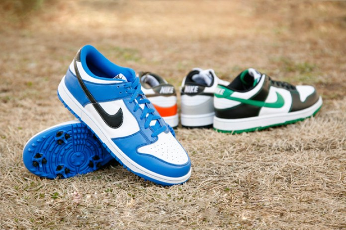 Nike Dunk NG SL Golf Collection