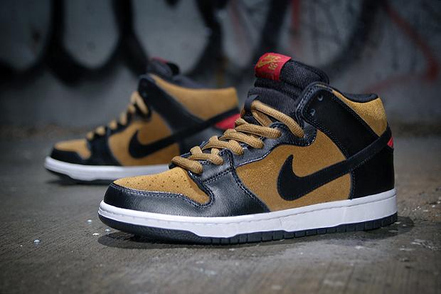 Nike SB Dunk Mid Pro Golden Hops