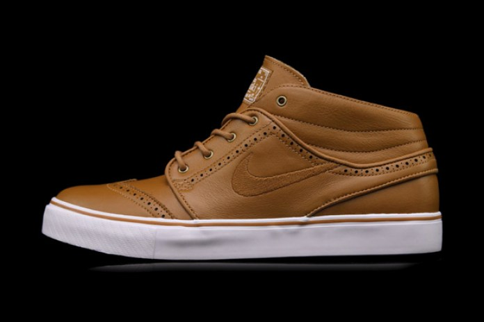 "Nike SB Janoski Mid Premium ""Brogue"" QS"