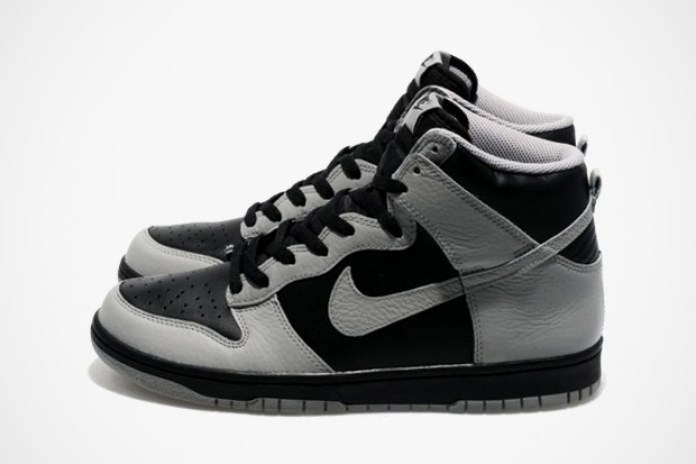 Nike Sportswear Dunk High Black/Medium Grey
