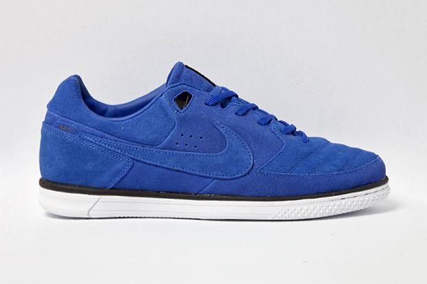 Nike Street Gato Blue Suede