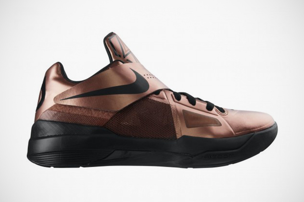 Nike Zoom KD IV Metallic Copper