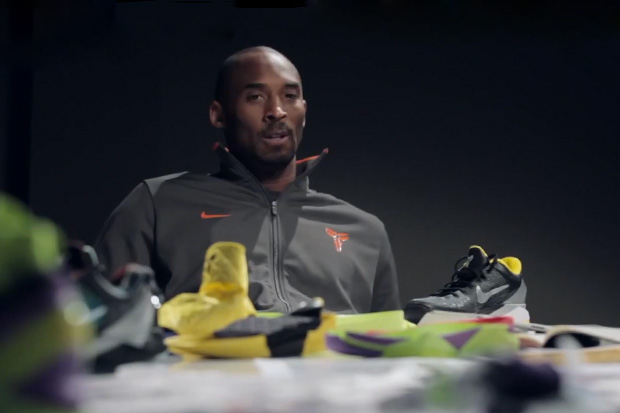 Nike Zoom Kobe VII System Supreme: Building a System with Kobe Bryant and Eric Avar