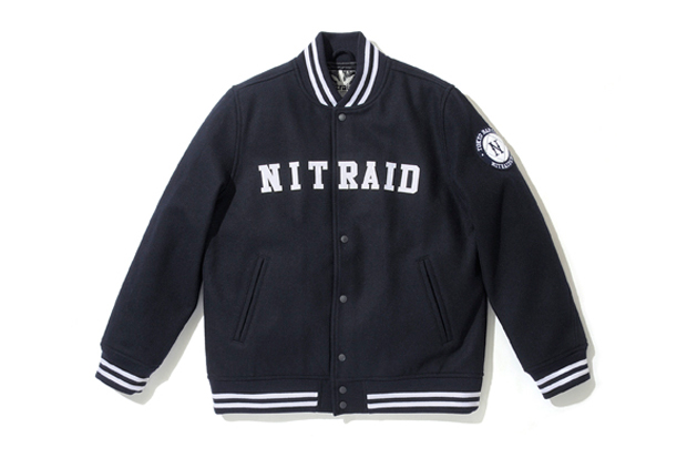 nitraid full melton stadium jumper