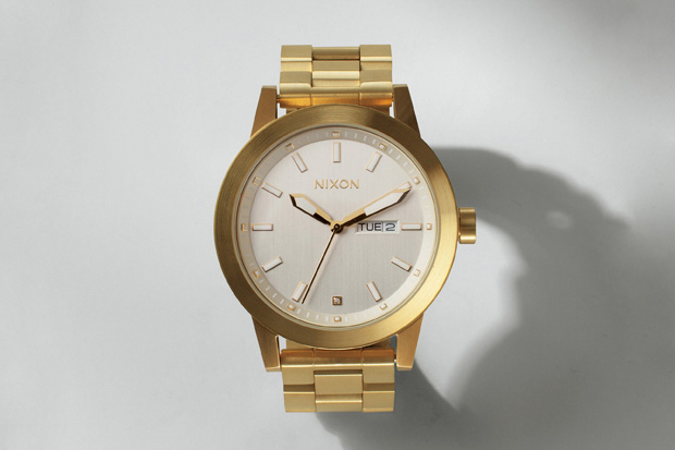 """Nixon 2012 Spring """"The Spur"""" Watch"""