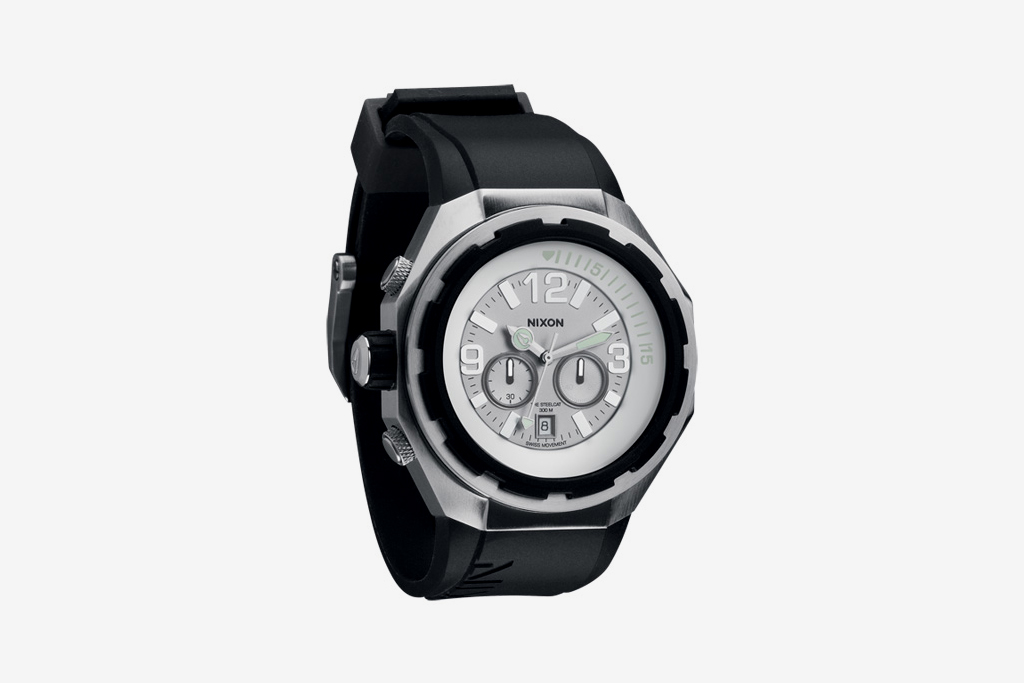 "Nixon 2012 Spring ""The Steelcat"" Watch"