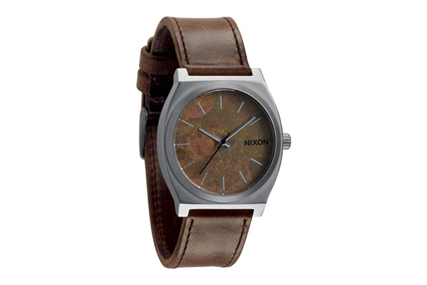 """Nixon 2012 Spring """"Oxyde"""" Collection"""