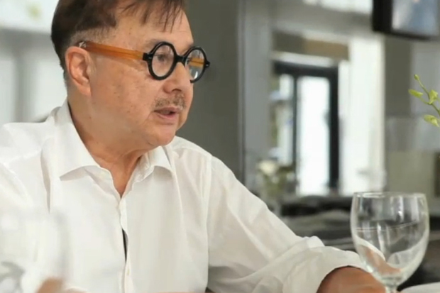 NOWNESS: Mr. Chow's Symphony