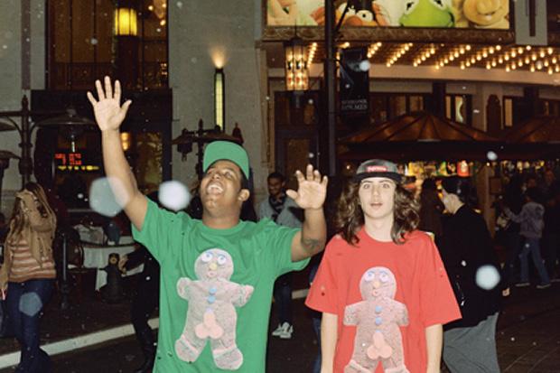 Odd Future x Golf Wang Christmas T-Shirt