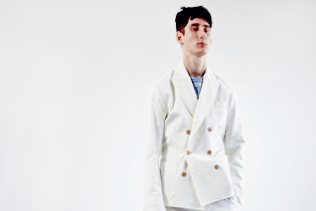 oliver spencer 2012 springsummer lookbook